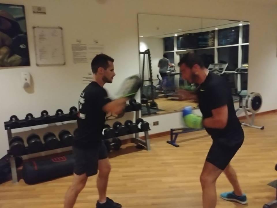 Home fitness trainer dubai